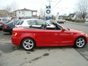2012 BMW 1 Serie 128i CABRIOLET PREMIUM PACKAGE