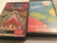 4 C64 games tested