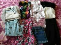 Girls clothes bundle age 12/13