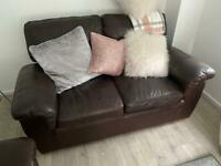 Oak furniture land couch