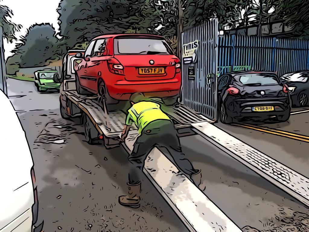 MBR Recycling Ltd!!! Scrap my Car Manchester!!! Best prices Paid for ...