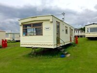 CHEAP STATIC CARAVAN FOR SALE AT SANDY BAY - LOW SITE FEES - LOW DEPOSITS AND MONTHLY PAYMENTS