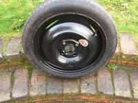 Mini space saver wheel