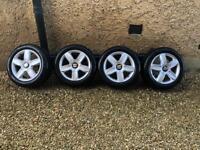 Alloy Wheels 205/55/16