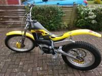 Scorpa Easy trials bike