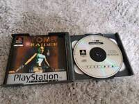 Tomb Raider PS1 PlayStation 1