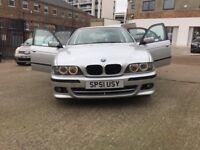 BMW 525i M SPORT e39 2001 £2100 ono