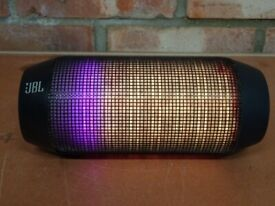 JBL Pulse Bluetooth Speaker - Fully Working & Sounds Great - Perfect for Summer