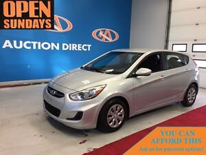 2016 Hyundai Accent BLUETOOTH, HEATED SEATS, FINANCE NOW!