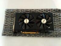 Sapphire Nitro RX480 8GB GDDR5 GPU