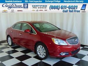 2012 Buick Verano * Sedan * Local Trade * LOW KMS *