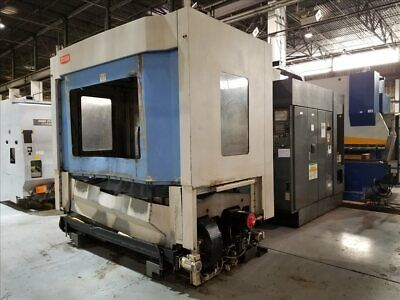 Toyoda Fa800 Cnc Horizontal Machining Center B40887