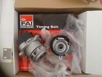Timing Belt Kit and Water Pump for VW 1.9 TDI Transporter T5 . May fit others.