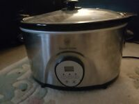 Russell hobs electric skow cooker