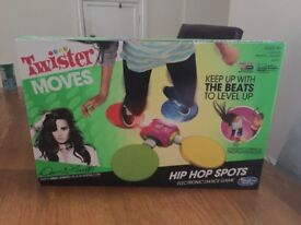 Twister Moves - Hip Hop Spots Electronic Dance Game