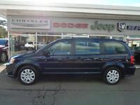 2013 Dodge Grand Caravan SE/SXT warranty remaining