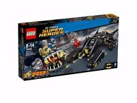 Lego 76055 Batman Killer Croc Sewer Smash Brand New in Box