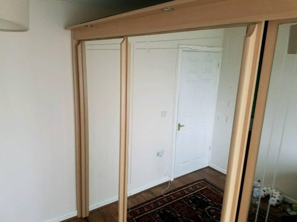 Large Sliding Door Wardrobe QUICK SALE