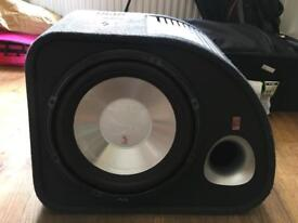 """Vibe 12"""" 1200w active subwoofer"""