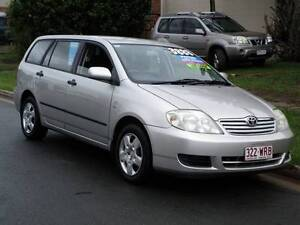 2006 TOYOTA COROLLA WAGON * 1 OWNER * RWC * REGO Clontarf Redcliffe Area Preview