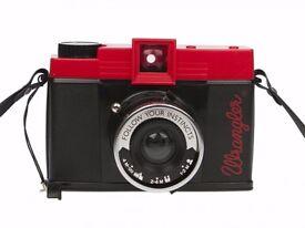 Lomography Diana F+ Wrangler Camera (Limited Edition)