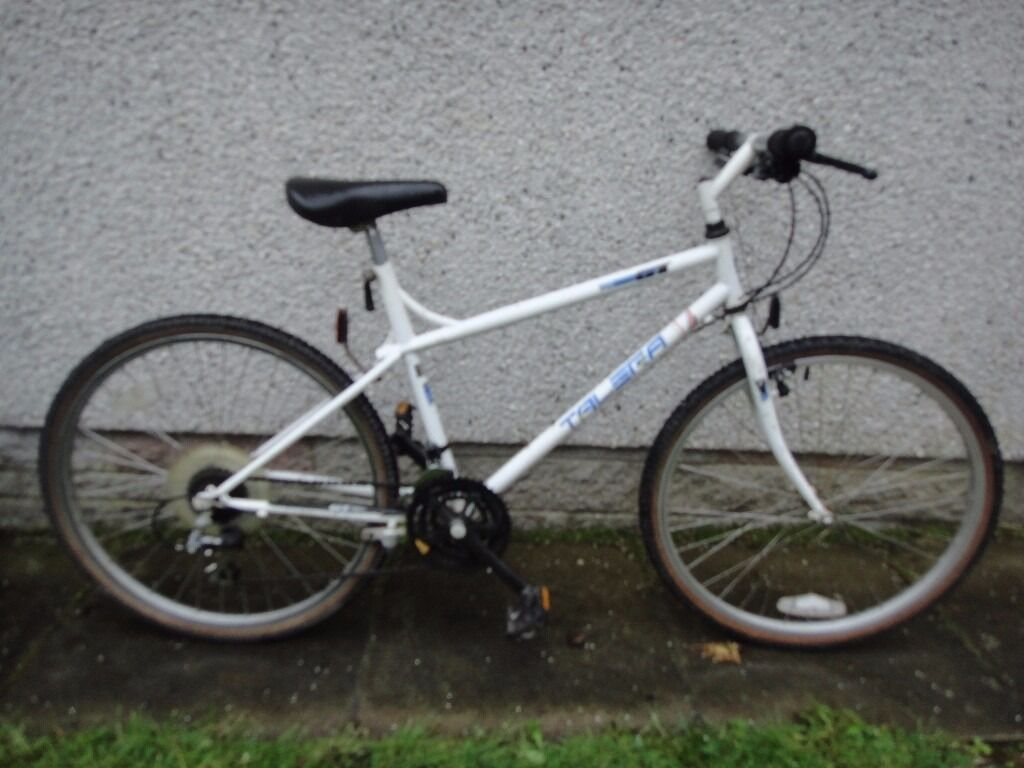 GT Talera retro mountain bike 26 inch wheels 21 gears 19 inch framein AberdeenGumtree - GT Talera retro mountain bike 26 inch wheels 21 gears 19 inch frame working order can possibly deliver call or text GT Talera on 07873637901 sold as seen