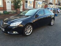 Vauxhall insignia cdti diesel 2011 61 uber Pco ready, low miles 1 owners