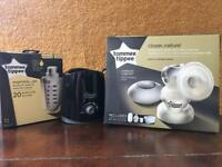Brand new electric breast pump bundle