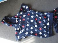 LOVELY HOODIE STARS + TRACKSUIT STARS - CHEAP ONLY £5 - SIZE S