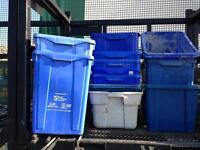 Recycling Bins / Blue Boxes
