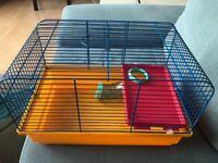 Hamester cage