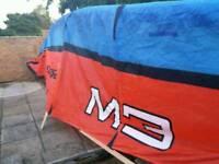 Fone Mach 3 power kite