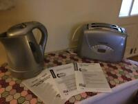 Morphy Richards Kettle & Toaster (used)