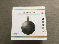 Google Chromecast £25
