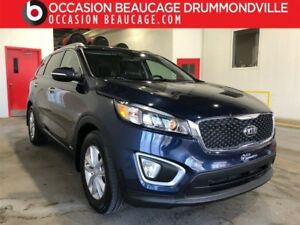2017 Kia Sorento LX TURBO -CERTIFIÉ- AUTOMATIQUE- HITCH!
