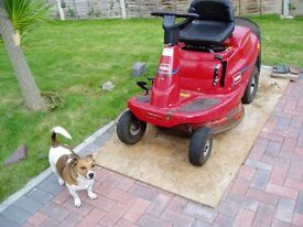 Wheelhorse Toro H132 Tractor Mower