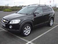 2008 Chevrolet Captiva LTX 2.0 VCDI Diesel 4x4 with 7 seats