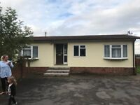 Three bedroom mobile home £1200 month bills not included No pets References Navestock Essex.