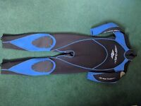 Kids RipCurl Wetsuit In Excellent Condition