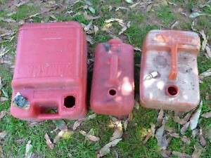 Outboard Fuel Tanks, take the lot FREE Ramsgate Rockdale Area Preview