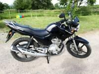 Yamaha YBR 126