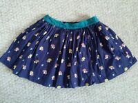 Girls 4-5y little bird skirt
