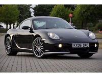 """2006 Porsche Cayman 3.4 987 S 2dr+£3500 EXTRAS+FREE WARRANTY+19"""" ALLOYS+2 KEYS+BOSE SOUND SYSTEM"""