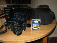 Panasonic DMC-FZ38 plus extras