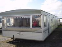 Carnaby Crown FREE DELIVERY 35x12 3 bedrooms 2 bathrooms off-site static caravan