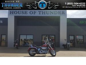 2004 Harley Davidson FLSTFI Fatboy