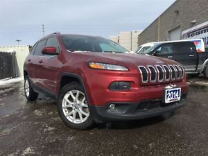2014 Jeep Cherokee NORTH**BLUETOOTH**BACK UP CAMERA**