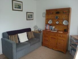 HOLIDAY CHALET, SUTTON ON SEA, LINCS