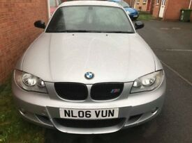 BMW 1 SERIES M SPORT 2006 *LOW MILEAGE*