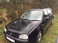 Vw golf gt tdi 1.9 **breaking whole car**